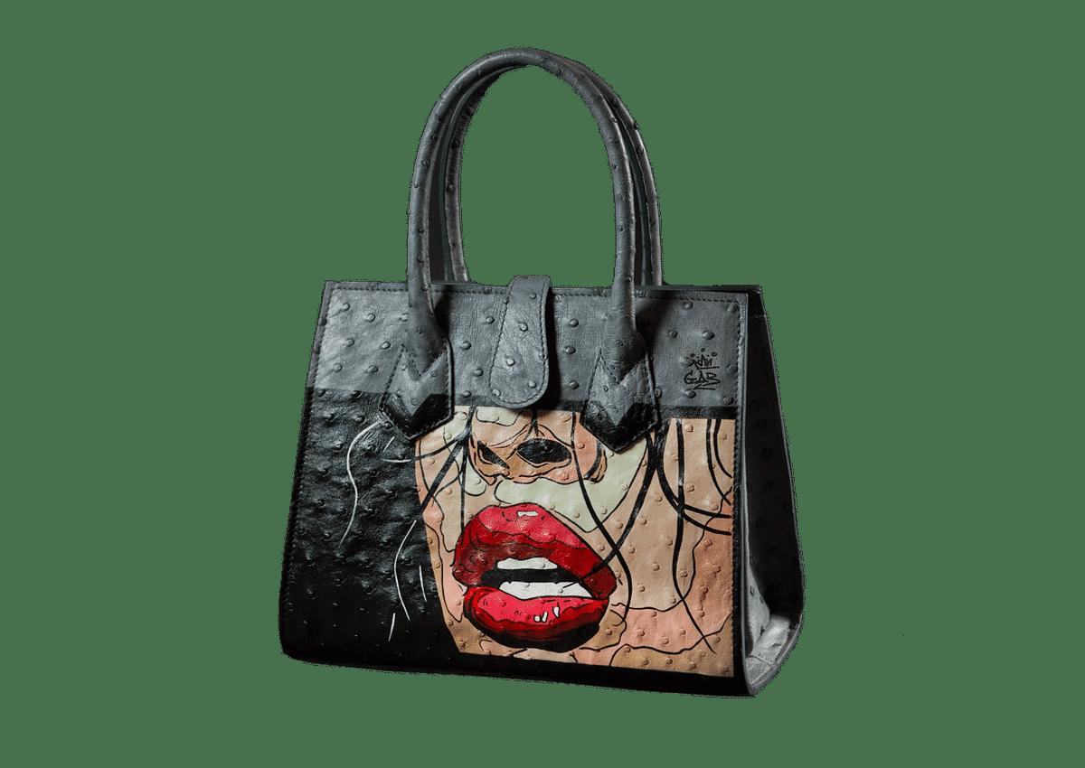 Accessoire de mode - Kiss my Botox - Art Made by Gab