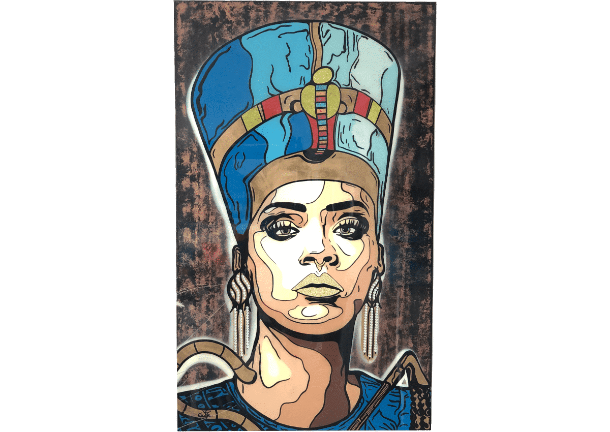 Tableaux - Neferiri - Art Made by Gab