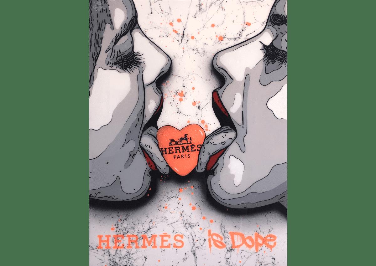Prints - Hermès is Dope - Art Made by Gab